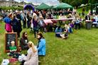 Baildon 'Great Get Together' event, at Cliffe Avenue Park, Baildon
