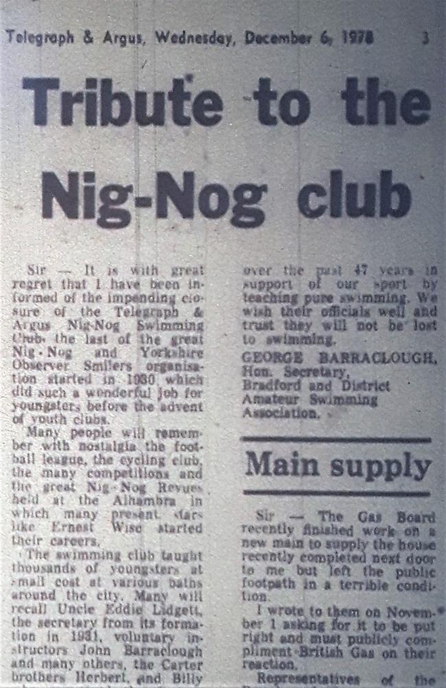 Telegraph & Argus, Wednesday, December 6, 1978