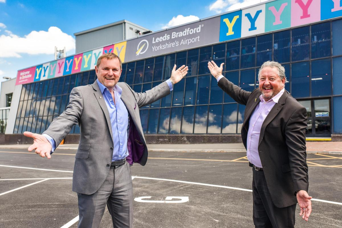 First Phase Of Leeds Bradford Airport Redevelopment Is Complete