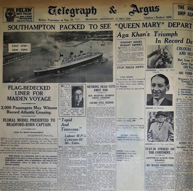 Telegraph & Argus, Wednesday 27 May 1936