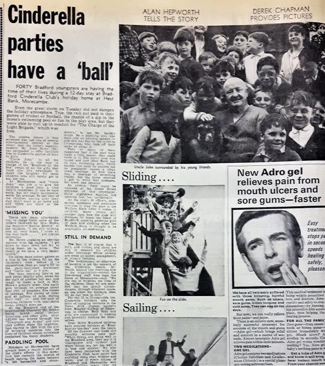Telegraph & Argus Thursday 4th July 1968