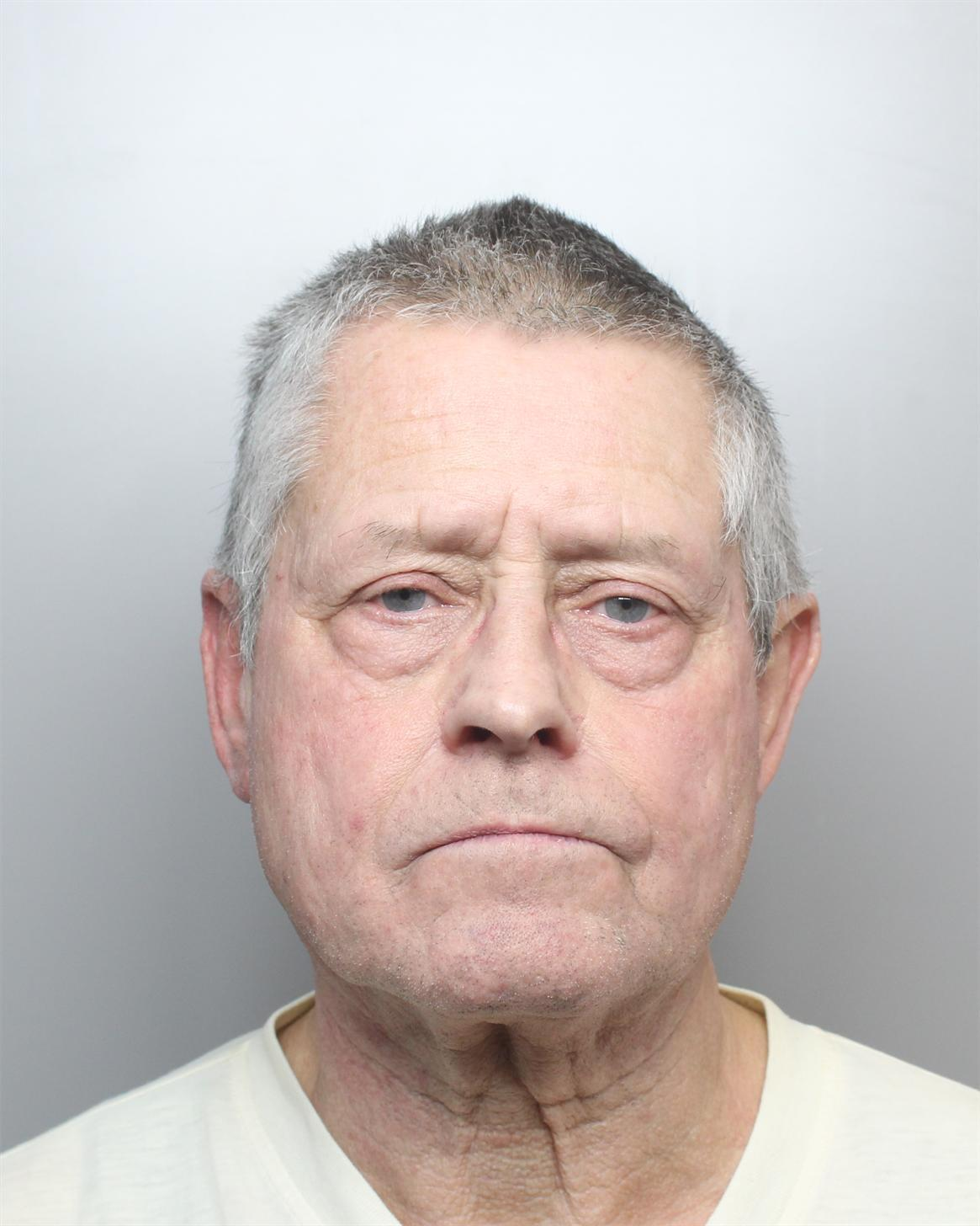 JAILED: Michael Cannon has been locked up for his offending