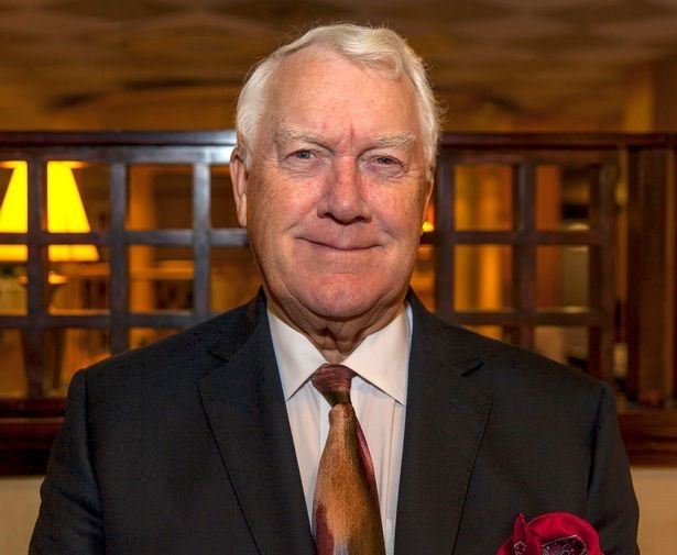 Sir Rodney Walker has been appointed the new chairman of the Yorkshire Society