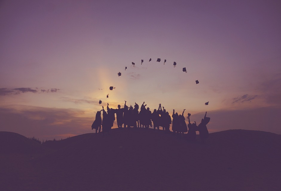 GRADUATION: University isn't always a passport to a better life. Picture: Pixabay
