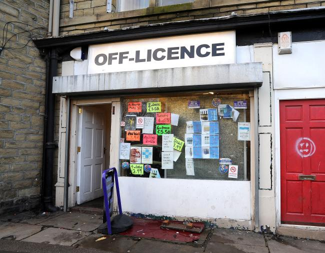 Idle Village Off-Licence