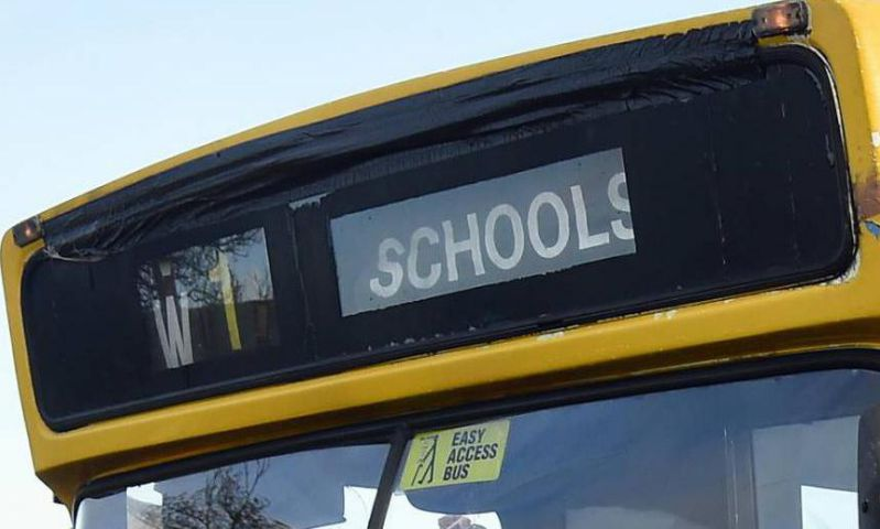 Tong School bus re-routed to avoid trouble in Holme Wood
