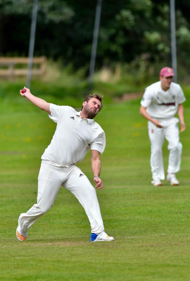 Steve Broughton took 3-41 as his Bingley Congs II side pulled off a surprise win over Barrowford II