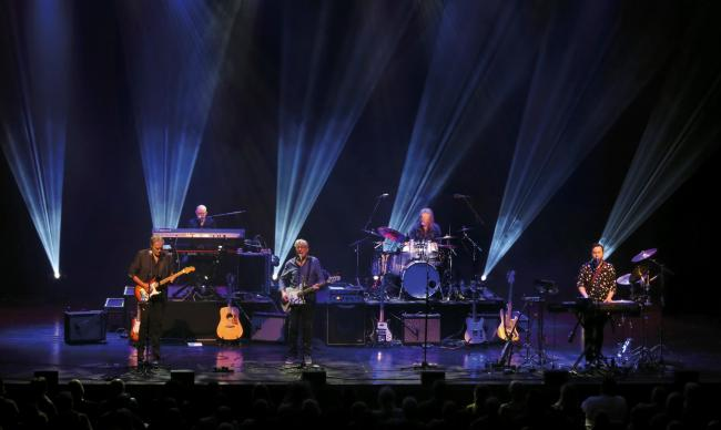 Graham Gouldman leads a touring version of 10cc