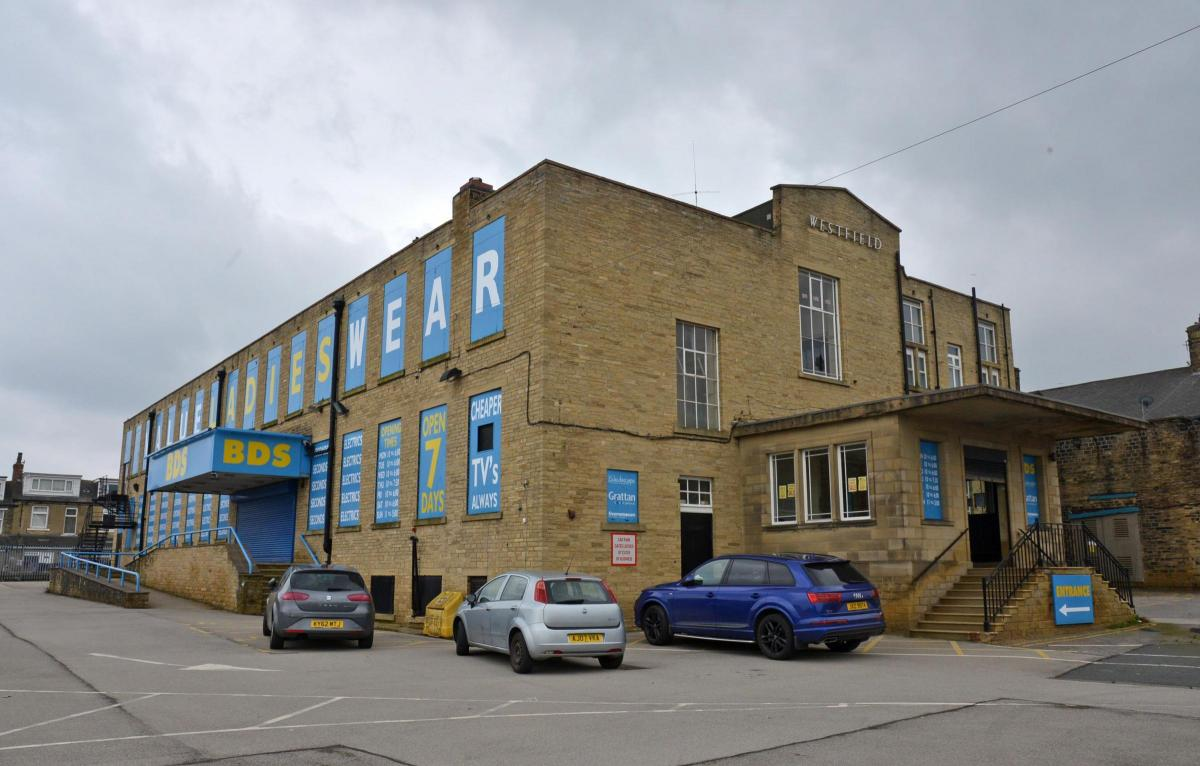 Wedding Venue Plans For Former Catalogue Store Refused By Bradford