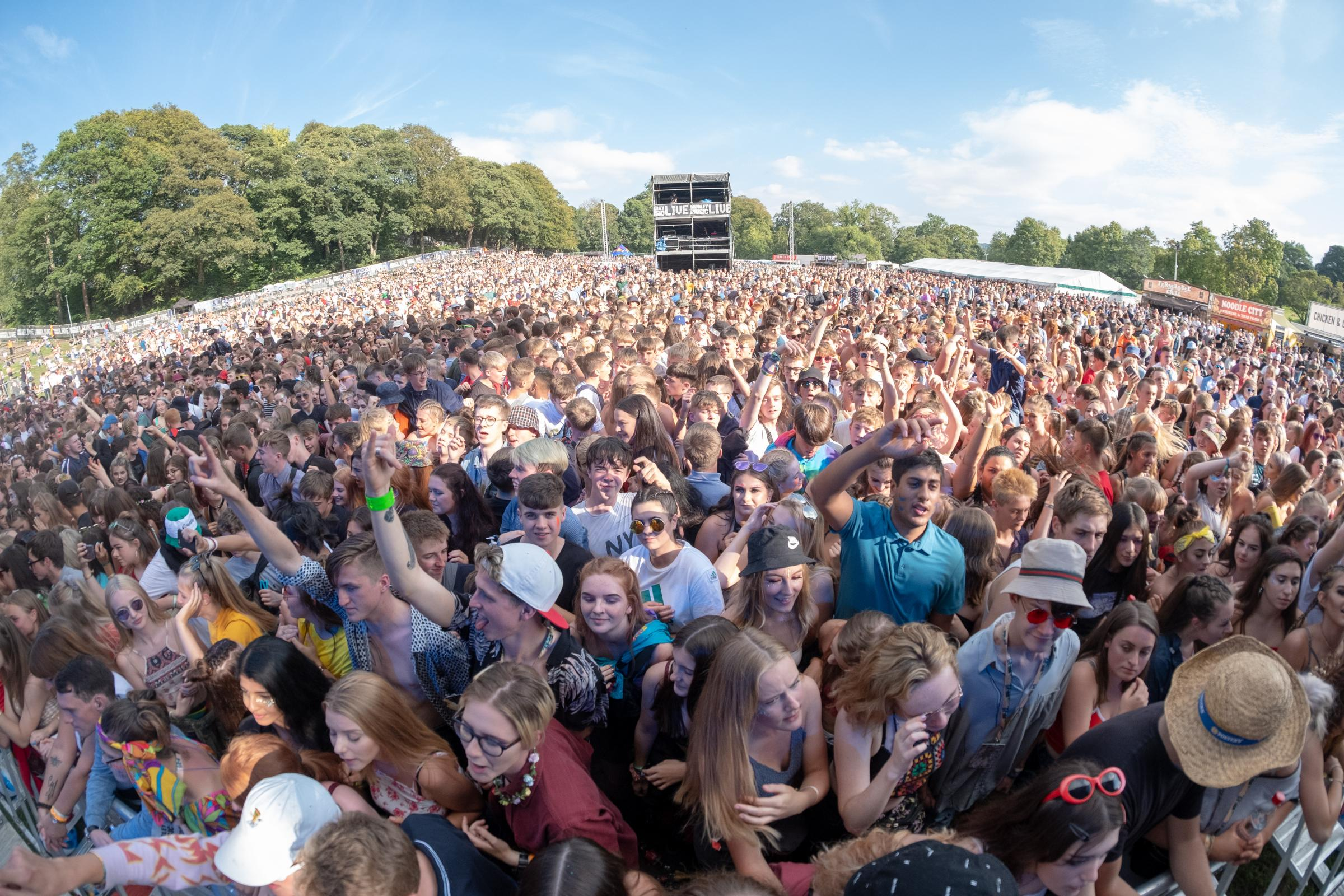 News on Bingley Music Live not expected until after Easter weekend