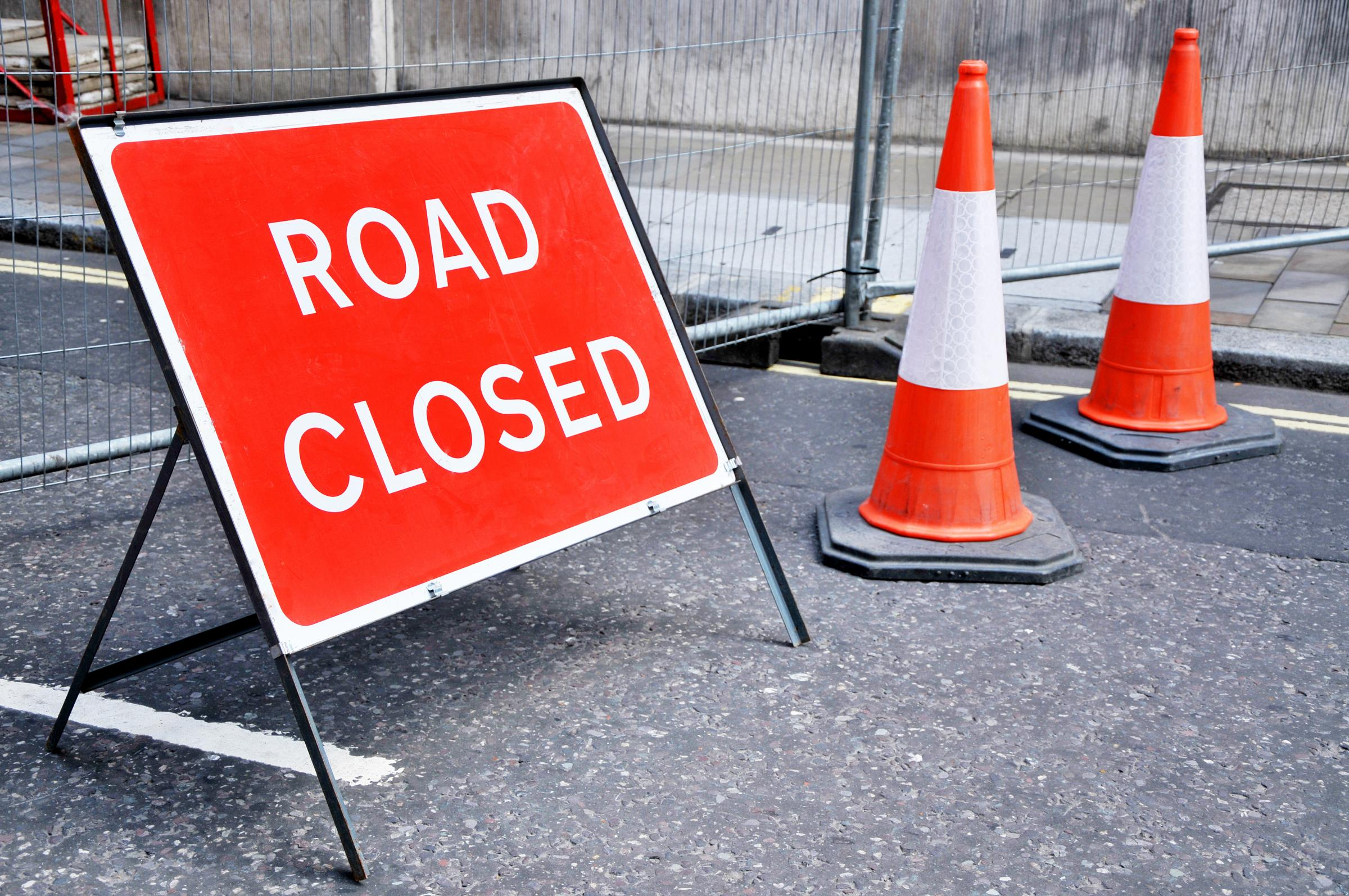 There will be a road closure in place at the junction of Rooley Lane and Mayo Avenue, Bankfoot, while the work is carried out