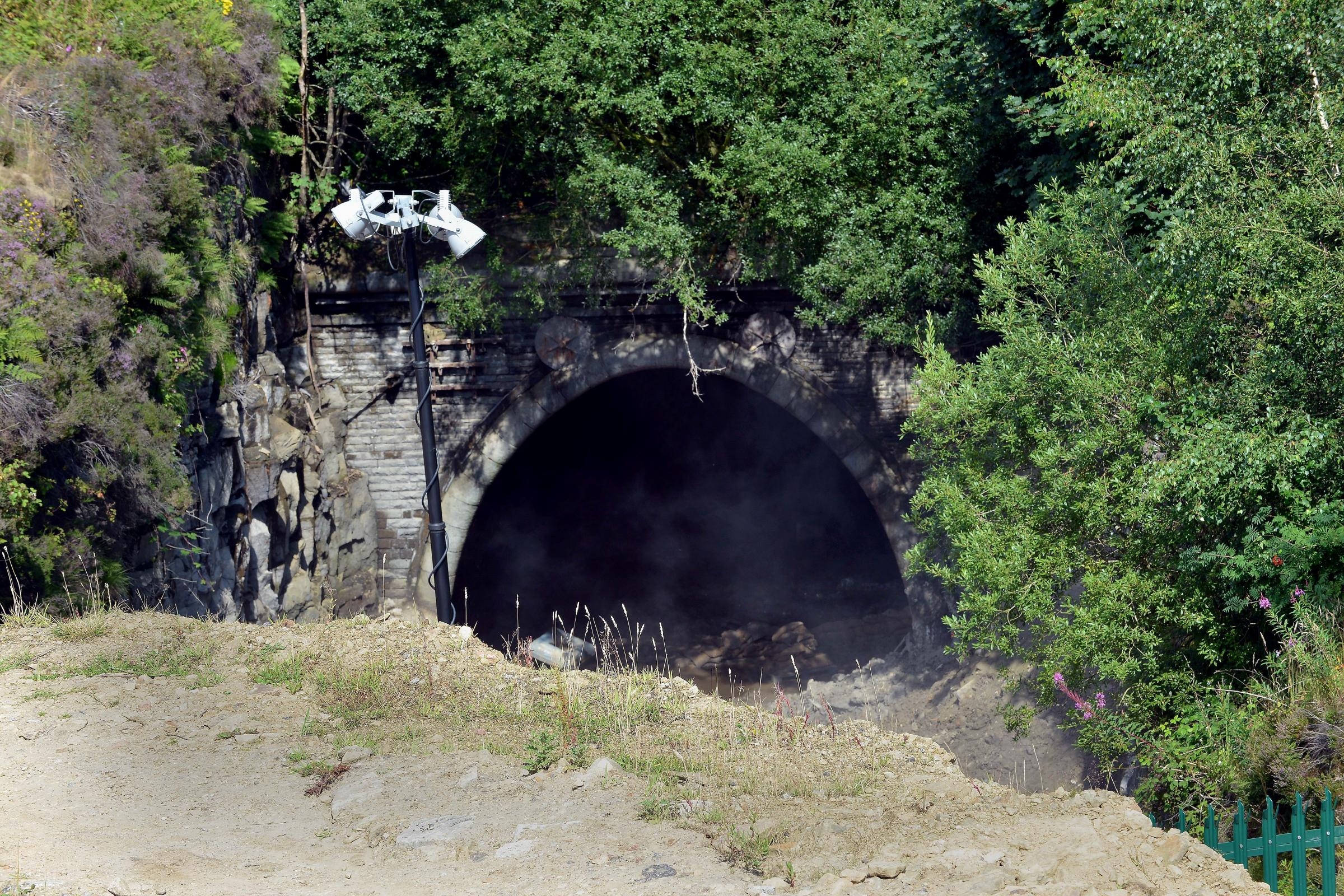 The Queensbury Tunnel