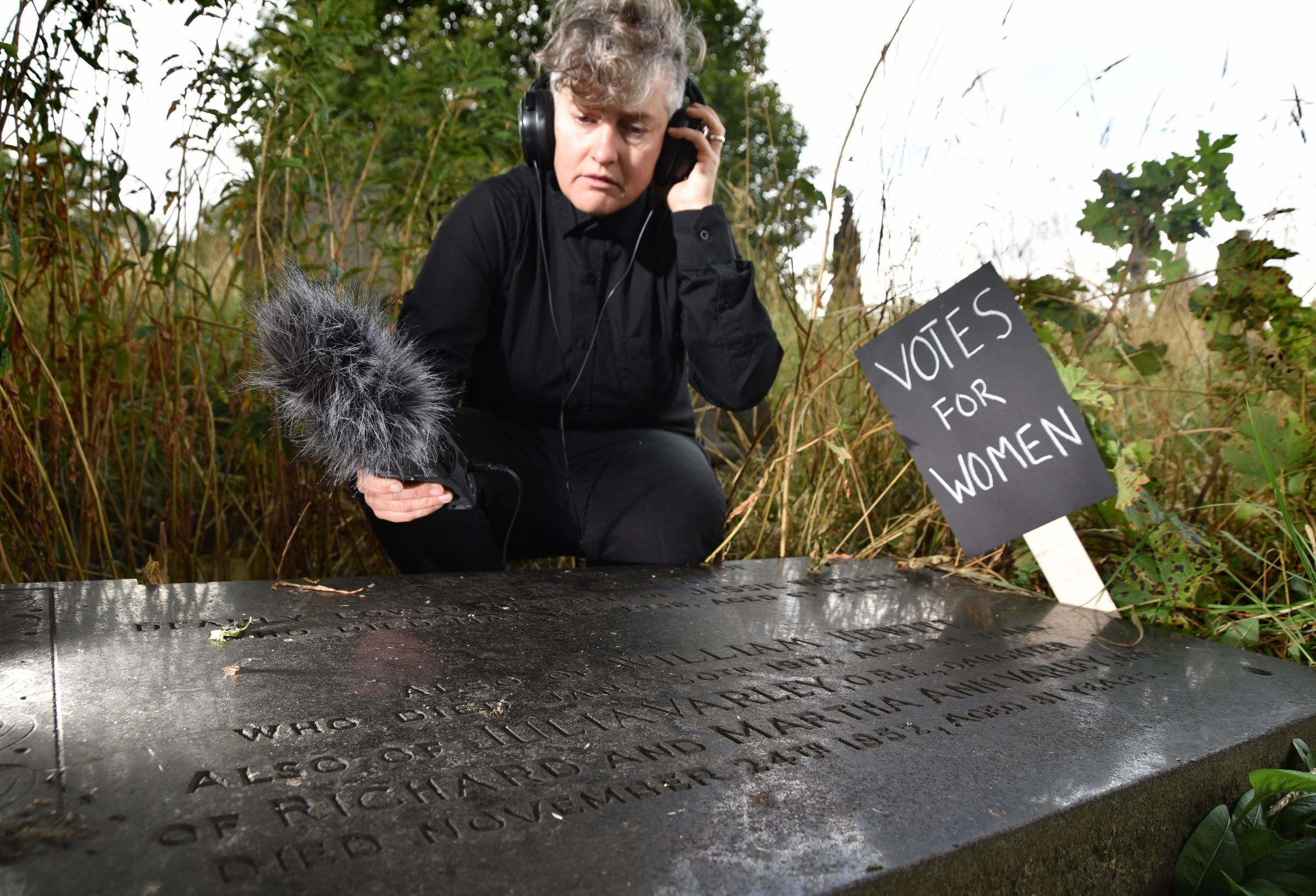 Women's stories dug up at Undercliffe Cemetery