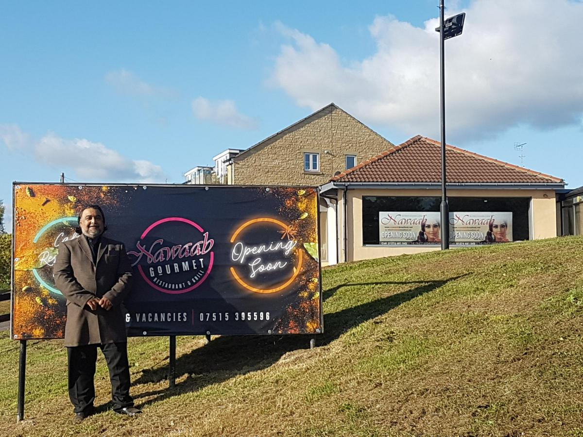 Nawaab Ready To Open New Gourmet Restaurant In Bradford