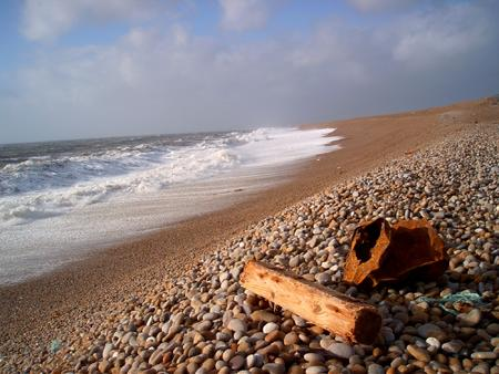 Bradford Telegraph and Argus: Chesil beach