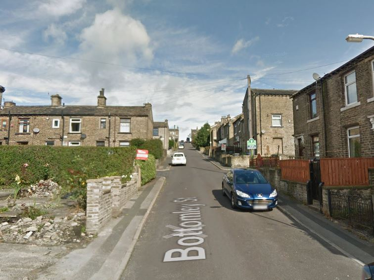 Bottomley Street, Buttershaw. Picture: Google Streetview