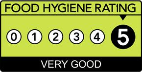 Food Hygiene Ratings Every 5 Rated Premises In Bradford