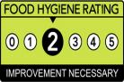 Food hygiene ratings: Every 2-rated premises in Bradford listed