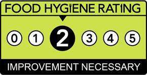 Food Hygiene Ratings Every 2 Rated Premises In Bradford