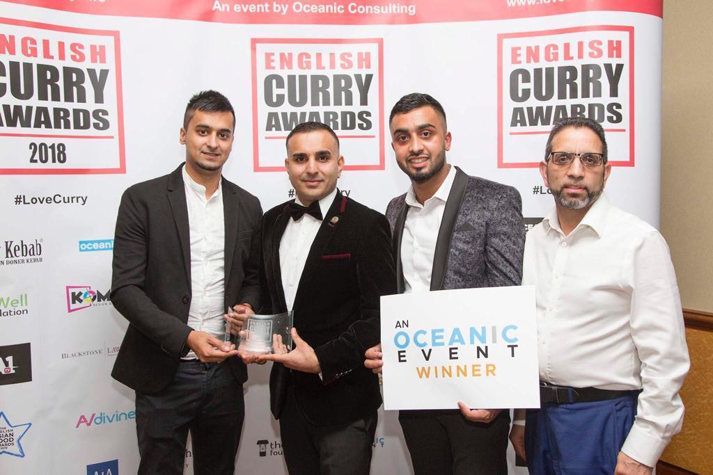 More Awards Served Up For Keighley And Shipleys Shimla