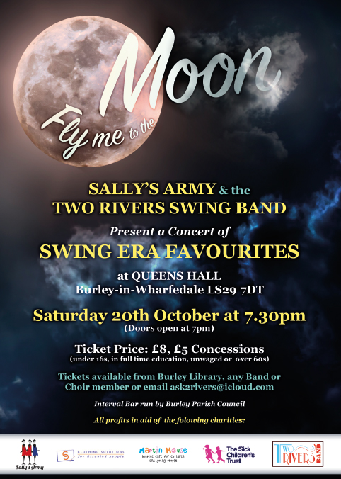 Fly Me To The Moon - a concert of Swing Era favourites