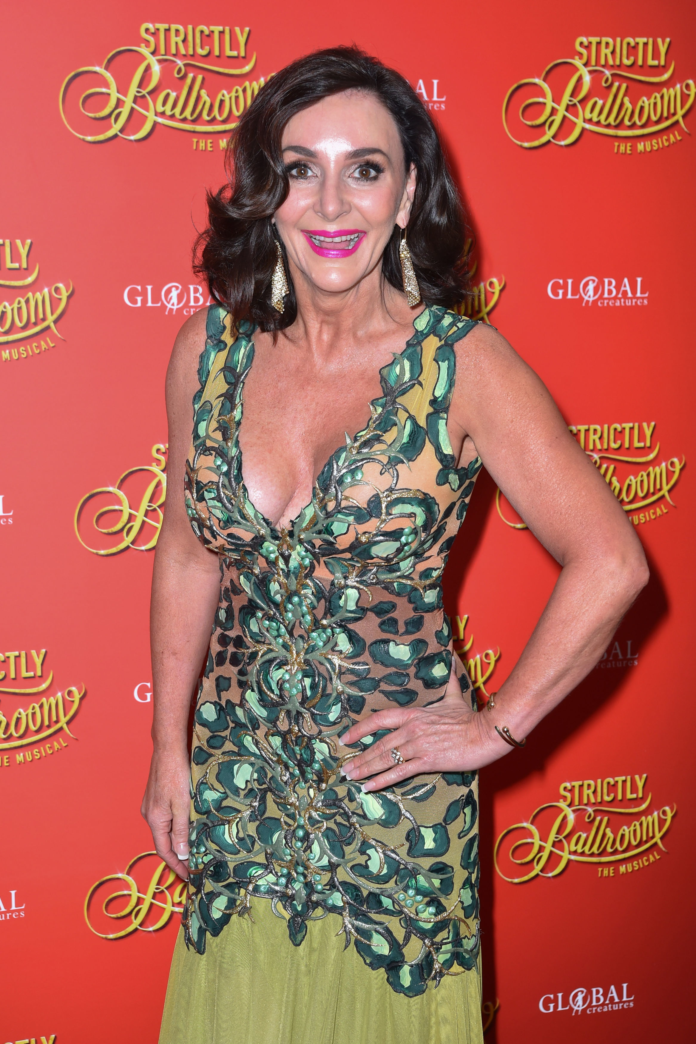 File photo dated 24/04/18 of Strictly Come Dancing's head judge Shirley Ballas, who has insisted she will only judge Seann Walsh and Katya Jones on their dancing when they return to the show this weekend. PRESS ASSOCIATION Photo. Issue date: Wednesday