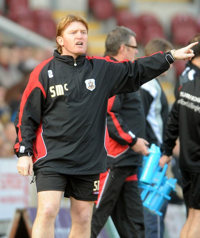 Stuart McCall has labelled Dagenham as the most effective team at Valley Parade this season