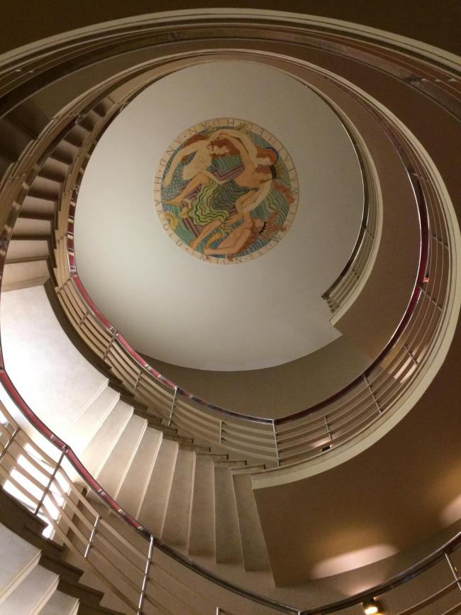 Staying in Morecambe's famous Midland Hotel is an experience
