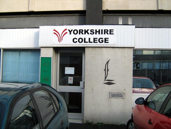 The Yorkshire College