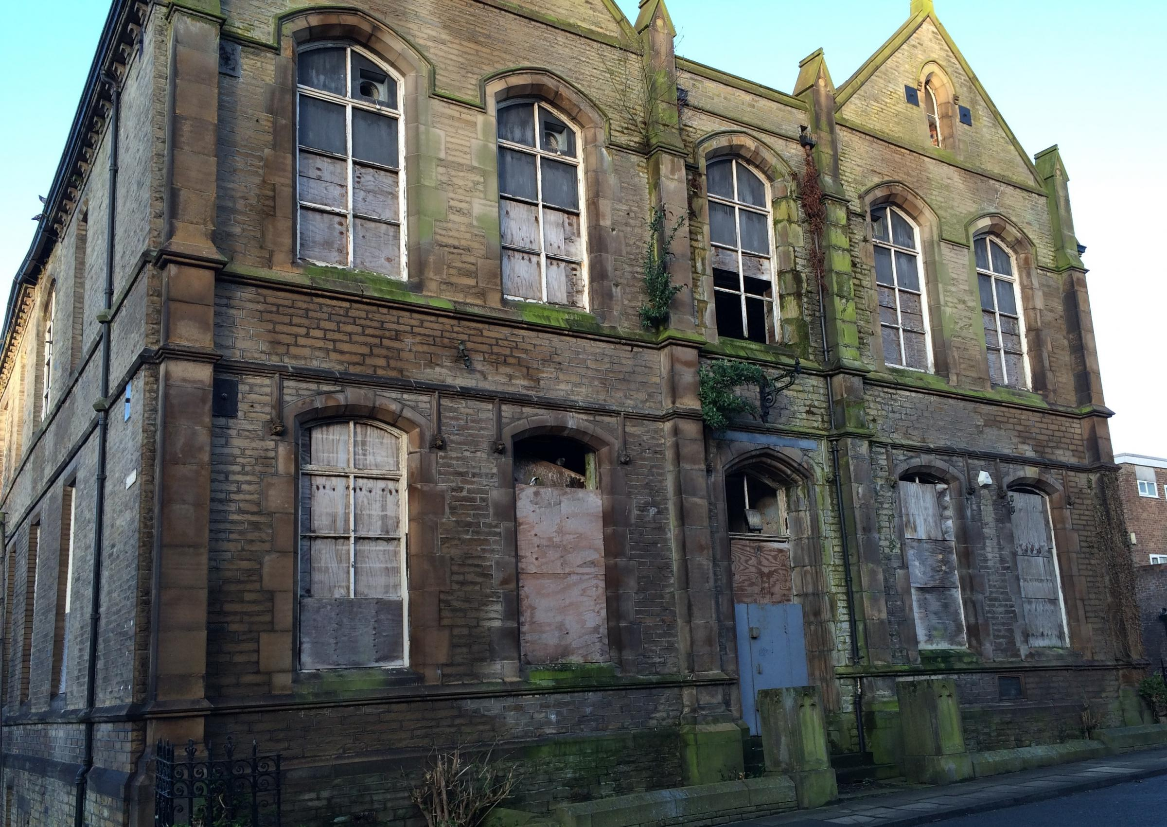 Plans have been submitted to demolish the Priestthorpe Annexe building in Bingley