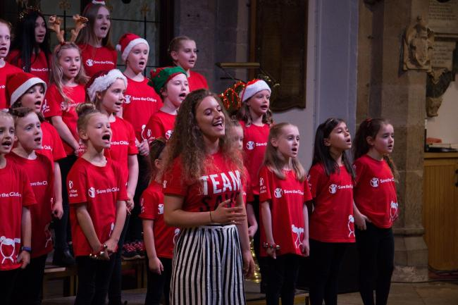 Otley teenager launching charity christmas song bradford telegraph