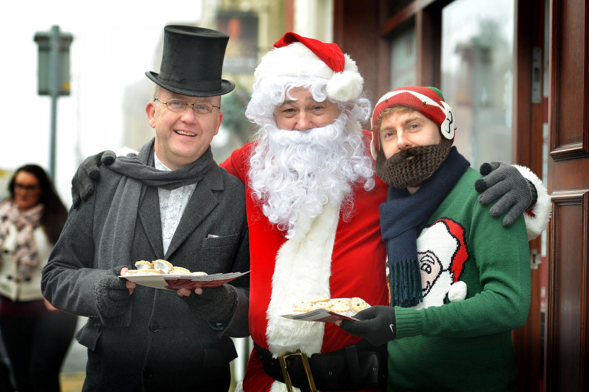 Brighouse prepares for Christmas celebrations