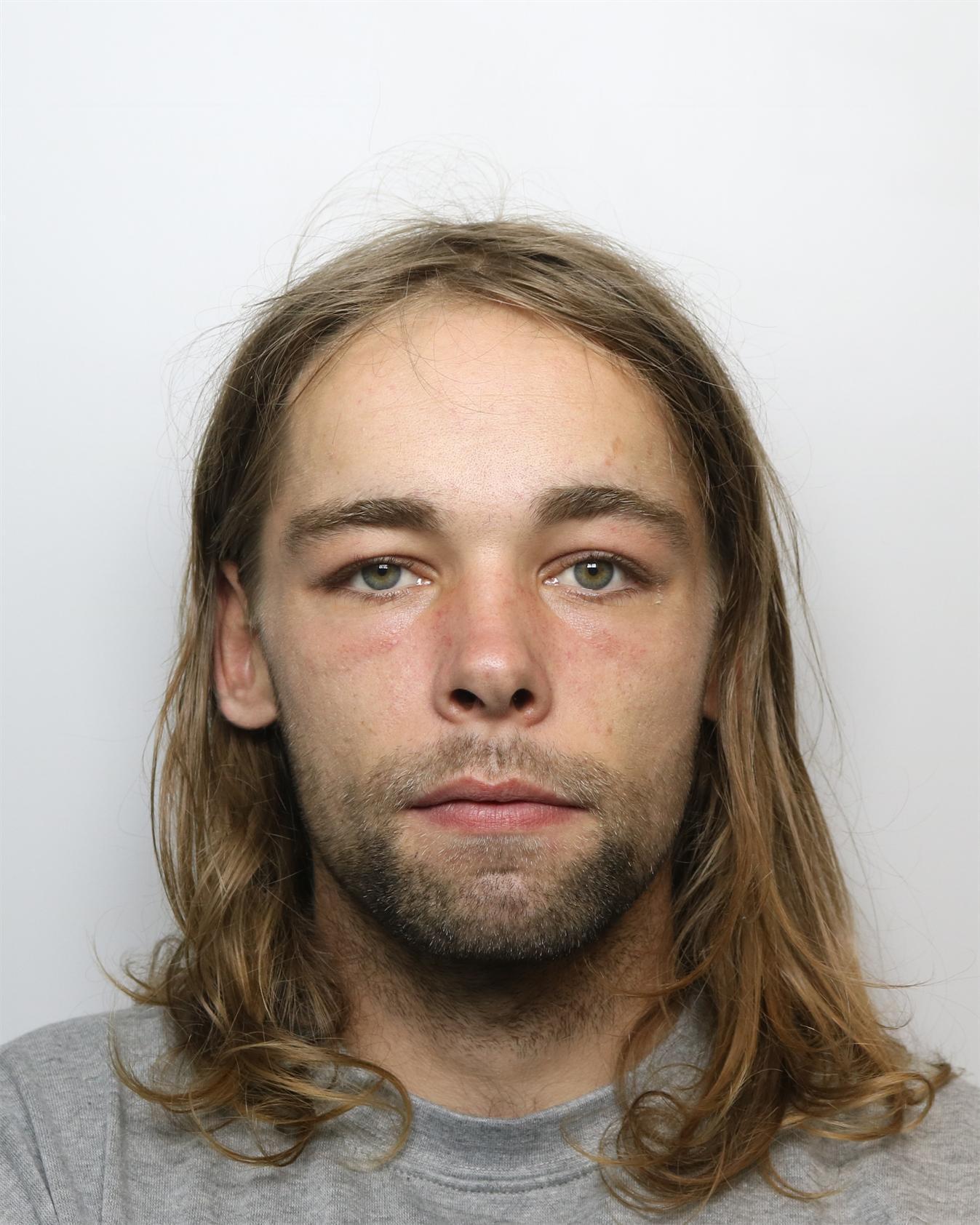 Ram-raider grabbed vodka before crashing stolen car into bollard at 90mph