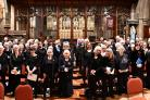 Ilkley and Otley Choral Societies at St Margaret's Church, Ilkley on Saturday, November 10. Photo by Robin Stubbs