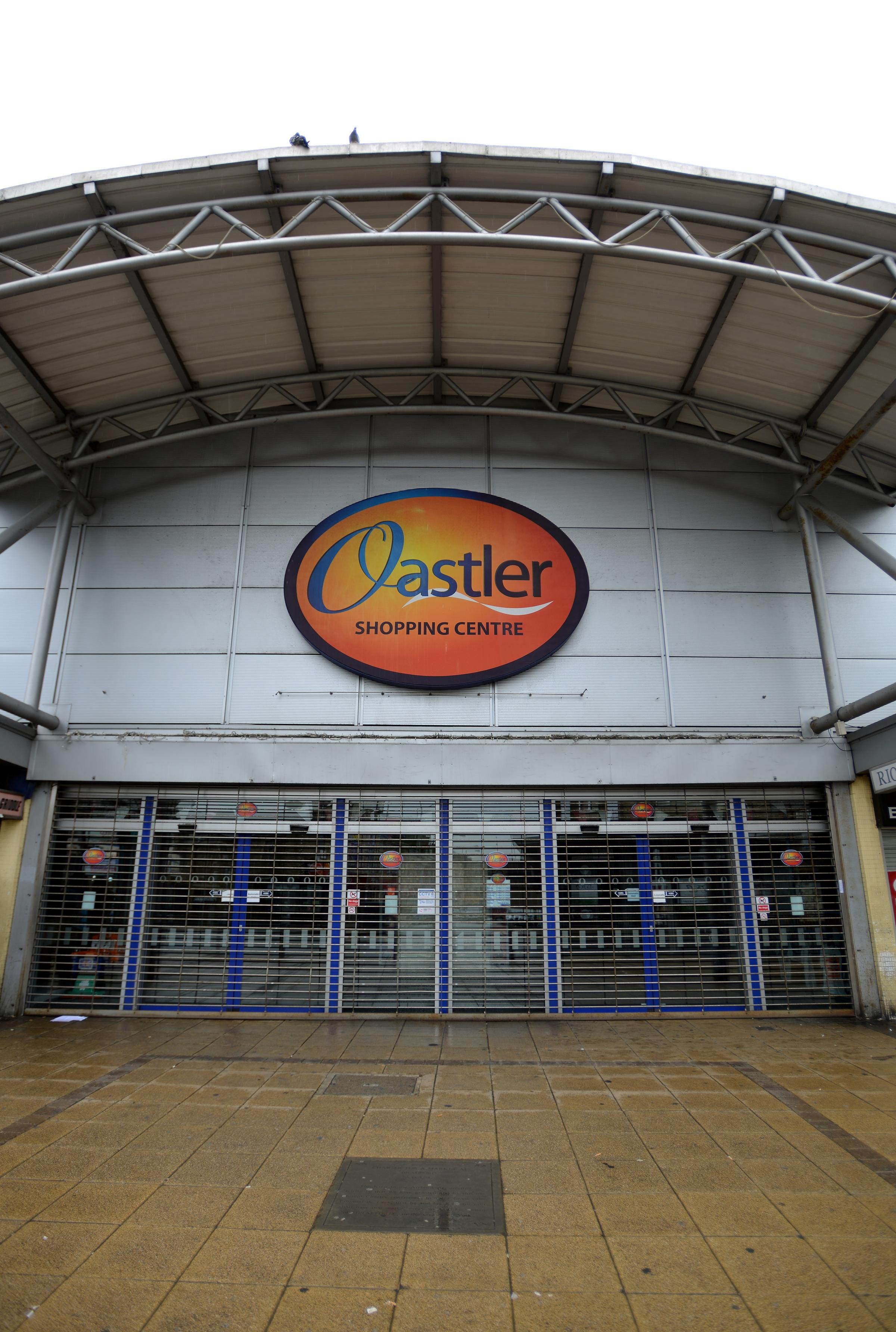 The Oastler Centre in John Street In Bradford.