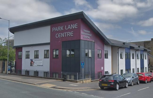 Park Lane Pre-School at the Park Lane Centre in Little Horton