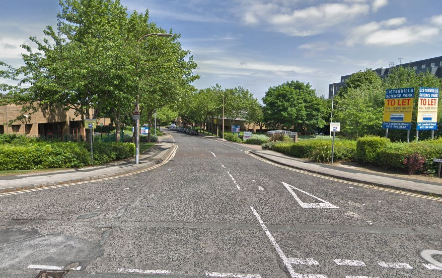 Plans have been submitted for a new tuition centre at Listerhills Business Park. Picture: Google Streetview