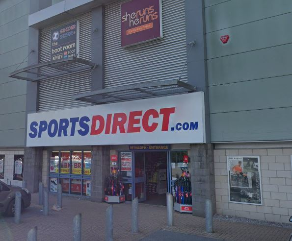 Sports Direct, Carmarthen