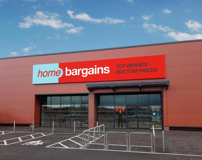 Home Bargains To Open New Bradford Store Bradford Telegraph And Argus