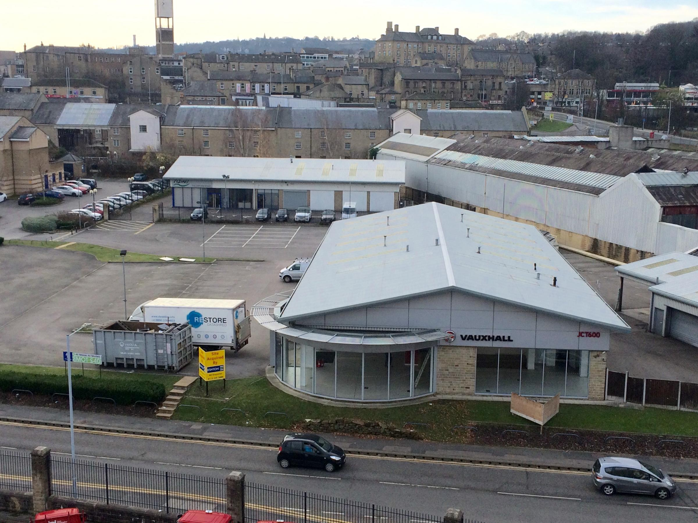 Business Development Zones Planned To Boost Employment In Bradford Keighley And Shipley Bradford Telegraph And Argus