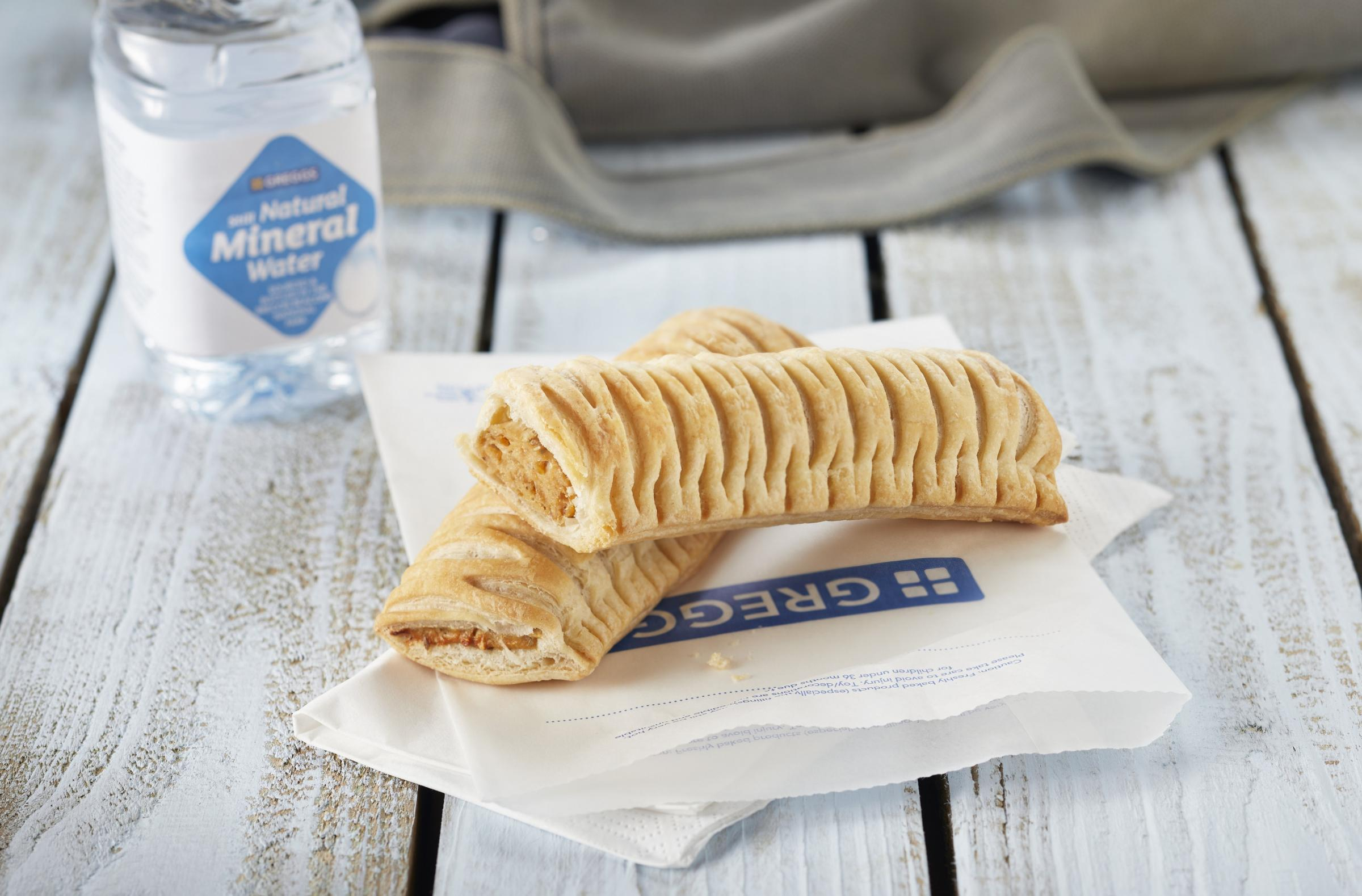 Greggs has announced it is to 'roll out' its vegan sausage roll across the country.