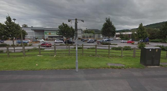 THe former Homebase store in Crossflatts. Picture: Google Streetview