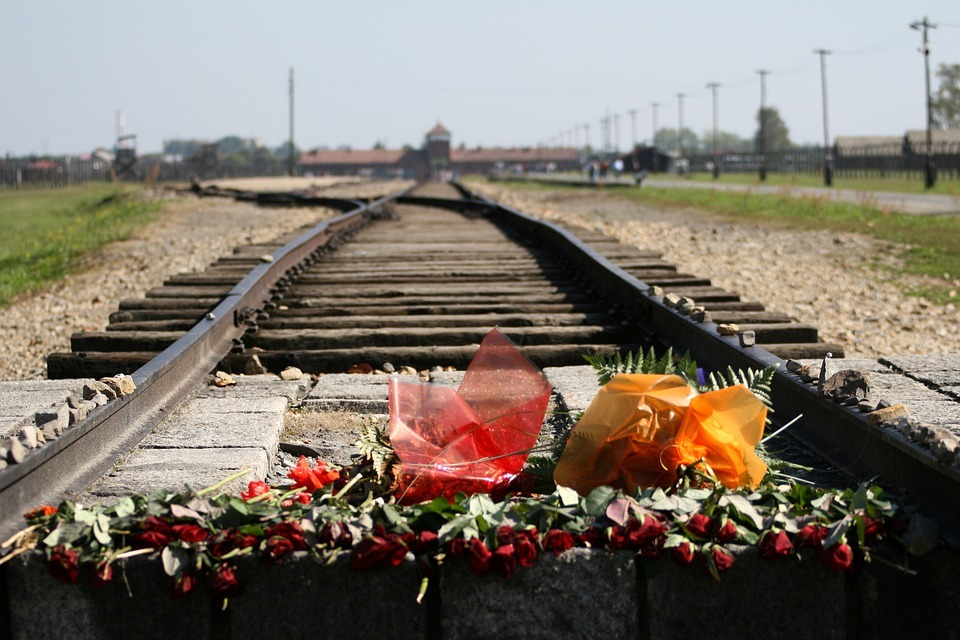 On Holocaust Memorial Day we remember the millions of people forced from their homes and sent to death camps. Picture: Pixabay