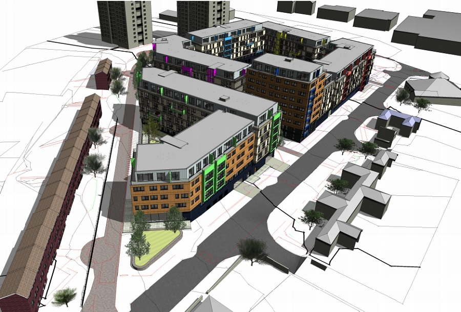 Developer says flats scheme will be something 'city can be proud of'