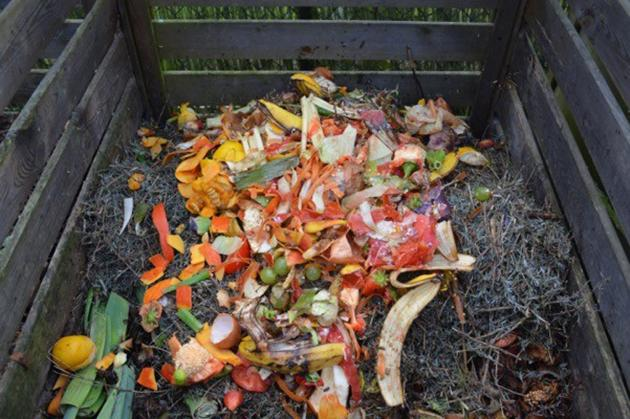 A compost heap should be the pride of every garden, says Keith