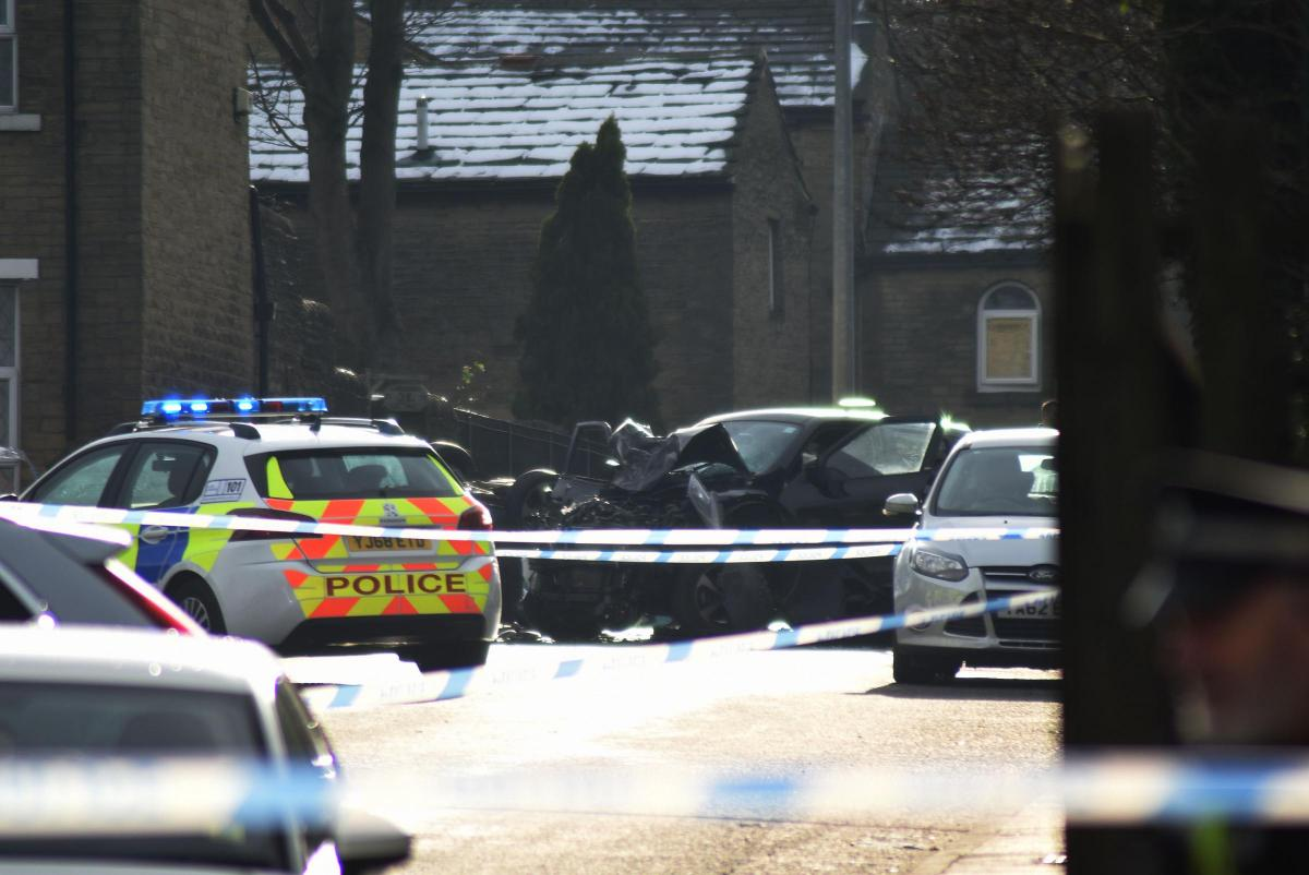 Man arrested after teen killed in Harrogate Road crash | Bradford