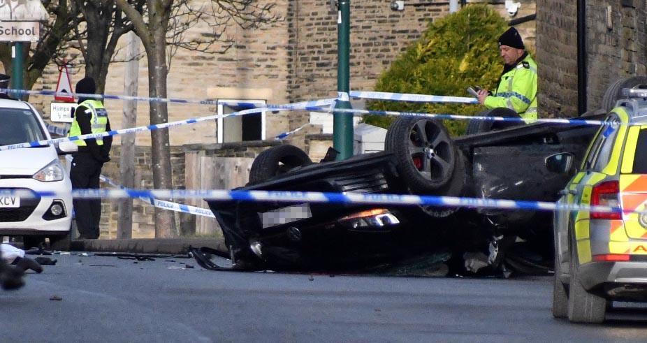 Brad Aldridge named on social media as teen killed in Harrogate Road