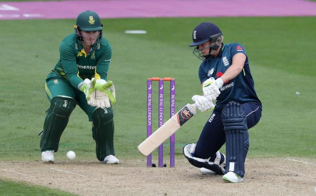 England's Katherine Brunt could miss much of Yorkshire Diamonds' Super League campaign