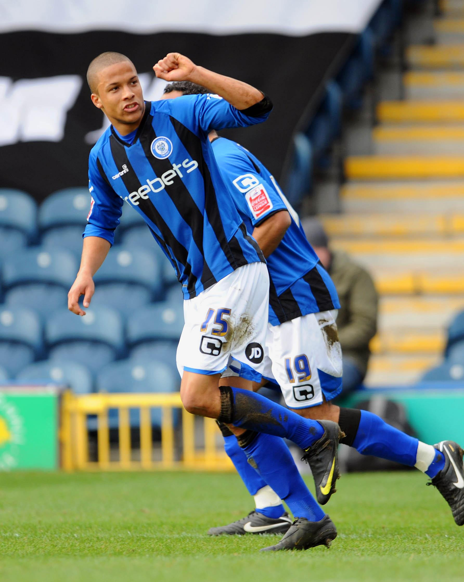 Rochdale midfielder Joe Thompson has announced his retirement from football at the age of 29 following two battles with cancer. Picture: PA Wire