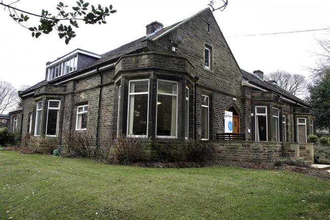 Manorlands hospice at Oxenhope